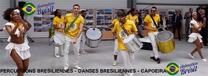 Capoeira lille - animation bresil